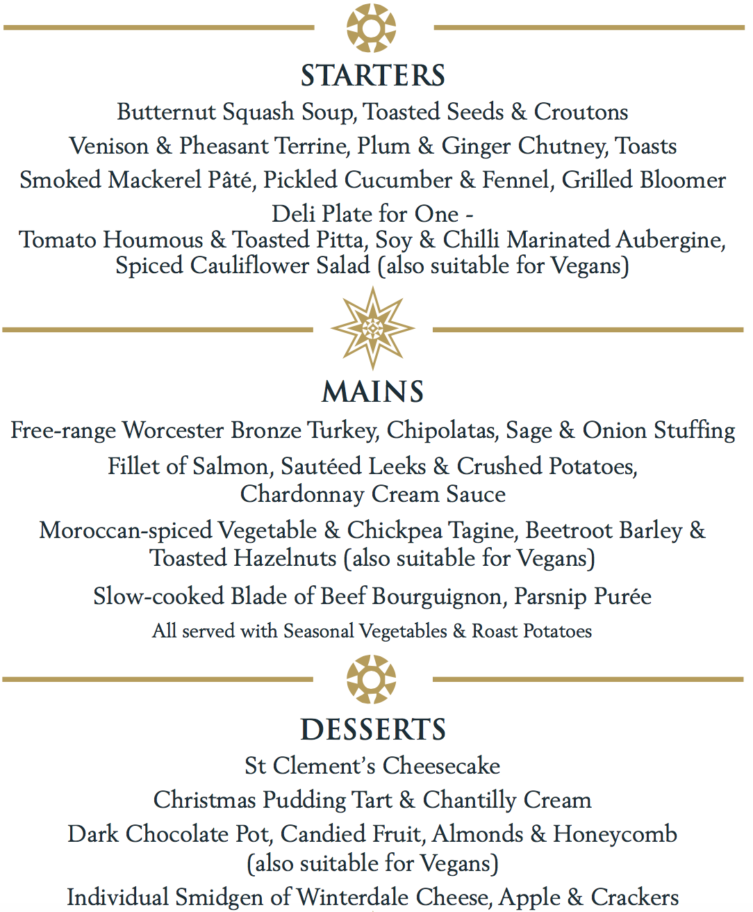 Your Christmas Party or Meal at The Swan, Salford