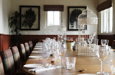 Restaurant Private Room Milton Keynes